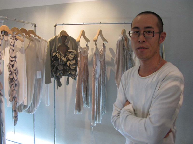 7bca8d407122 The Business of Fashion  Qiu Hao and Helen Lee   Diversity in design ...