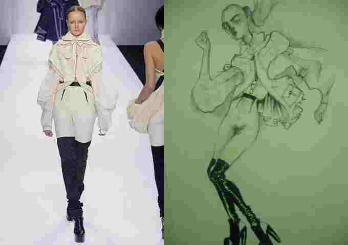 antonio lopez world of fashion